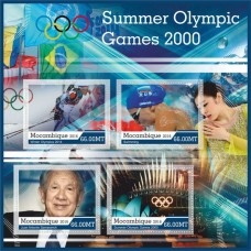 Sport Summer Olympic Games 2000