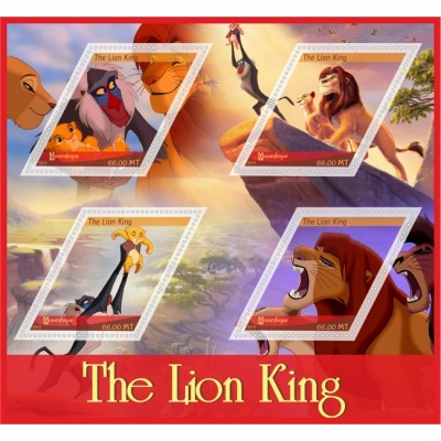 Animation, Cartoons The Lion King