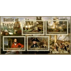 Great People Battle of Trafalgar