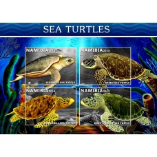 Fauna Sea turtles