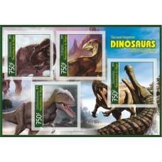 Fauna The most dangerous dinosaurs of the Jurassic period