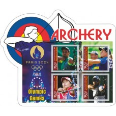 Sports Summer Olympic Games 2024 in Paris Archery