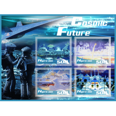 Space Cosmic future
