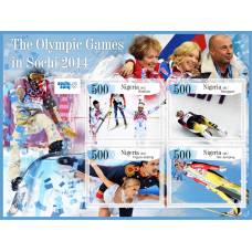 Sport Olympic Games in Sochi 2014