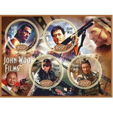 Animation, Cartoons John Woo films