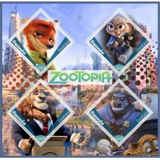 Animation, Cartoons Zootopia