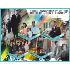 Great People 100th anniversary of the birth of John Kennedy
