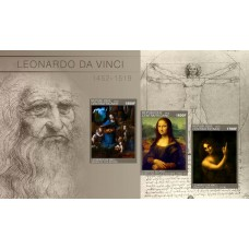 Art Italian painting of Leonardo da Vinci
