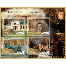 Art Napoleon painting
