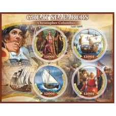 Great People Great seafarers Christopher Columbus