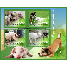 Fauna Dogs and Pigs