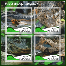 Fauna Alligators