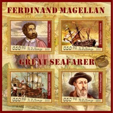 Great People Great seafarers Ferdinand Magellan