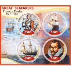 Great People Great seafarers Francis Drake
