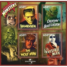 Animation, Cartoons Universal studios monsters
