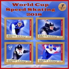 Sport World Cup Speed skating 2018