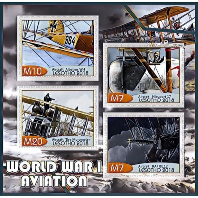 War World War I Aviation