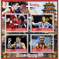 Sport Summer Olympic Games in Beijing 2008 Boxing