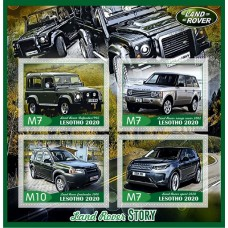 Transport Land Rover Story
