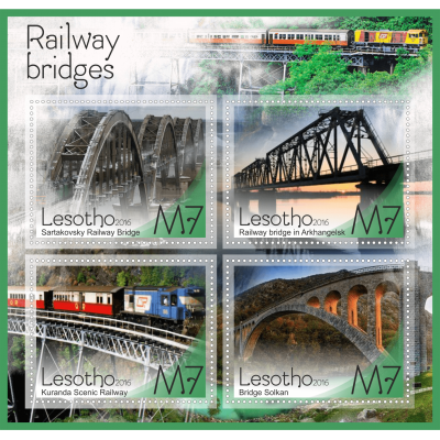 Architecture Railway bridges