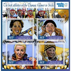 Sport The best athletes of the Olympic Games in Sochi 2014