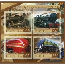 Transport UK steam locomotives