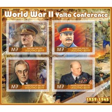 Great People World War II Yalta Conference