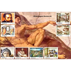 Michelangelo Buonarroti Painting